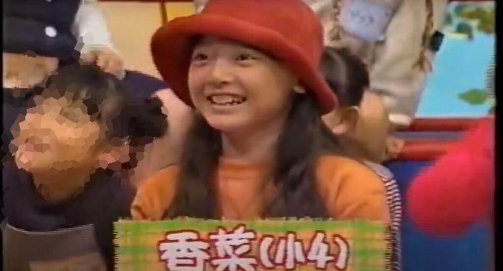 花澤香菜の花澤香菜の子供時代