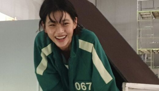 「イカゲーム」女優チョン・ホヨンの年齢・身長・家族・子供時代・インスタ!